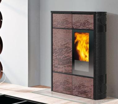 po le granul s canalisable orion cnlz 9kw natur 39 chauffage. Black Bedroom Furniture Sets. Home Design Ideas