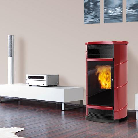 po le granul s canalisable h lios cnlz 13 2kw natur 39 chauffage. Black Bedroom Furniture Sets. Home Design Ideas