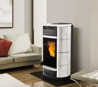 po le granul s cyrus 13 2kw natur 39 chauffage. Black Bedroom Furniture Sets. Home Design Ideas