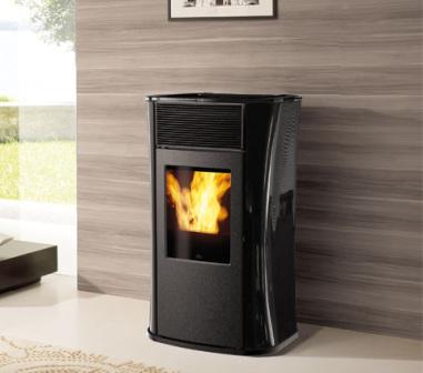 po le granul s tanche eo2 verre 6kw natur 39 chauffage. Black Bedroom Furniture Sets. Home Design Ideas